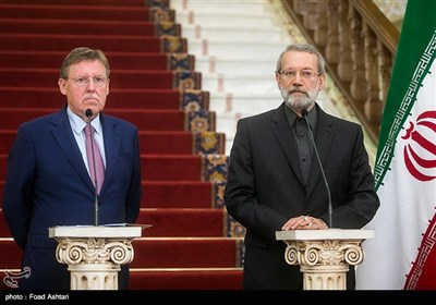 Parliament Speakers from Iran, Belgium Meet in Tehran