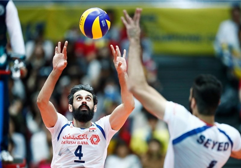 Iran Finally Won A World Medal: Saeid Marouf