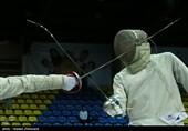 مسابقات شمشیربازی قهرمانی آسیا| پایان کار نمایندگان ایران در رقابتهای اپه مردان