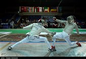 مسابقات شمشیربازی جام جهانی جوانان- تهران