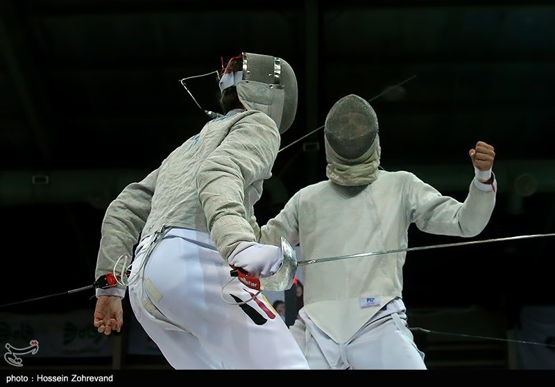Iran Team Men's Sabre Runner-Up at World Cup