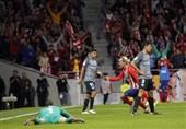 اتلتیکومادرید با پیروزی ورزشگاه جدیدش را افتتاح کرد