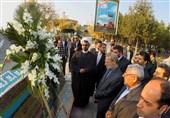 رئیس مجلس به 12 هزار شهید آذربایجان غربی ادای احترام کرد