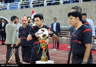 افتتاح ورزشگاه امام رضا (ع) - مشهد