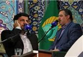 تلاوت ابوالقاسمی و موحدی در حرم حضرت عبدالعظیم(ع) + صوت