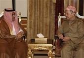 اعلام آمادگی عربستان برای میانجیگری بین بغداد و اربیل