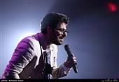 کنسرت حامد همایون در تهران برگزار شد