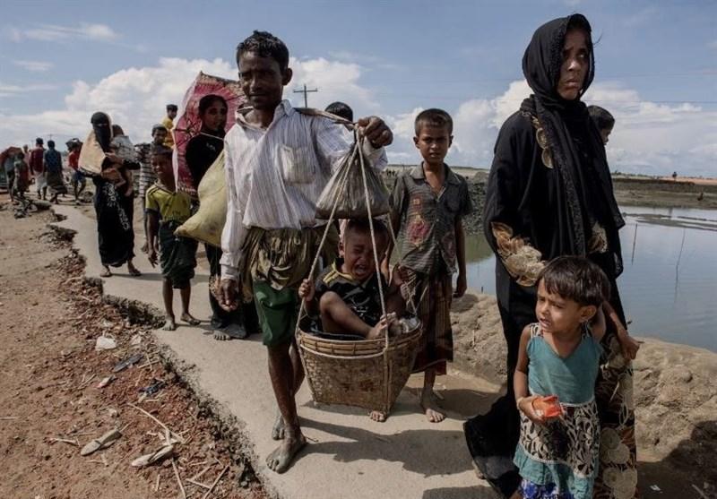 روایت مسلمانان میانمار از حمام خون