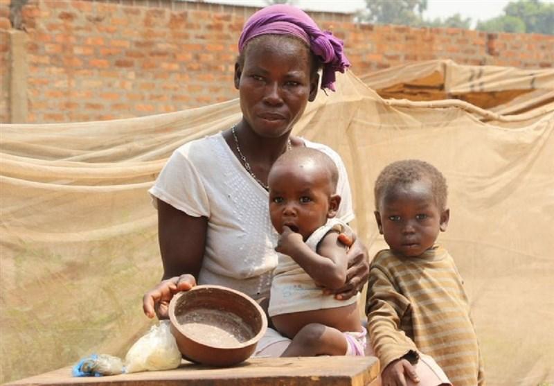 فقر و گرسنگی در آفریقا