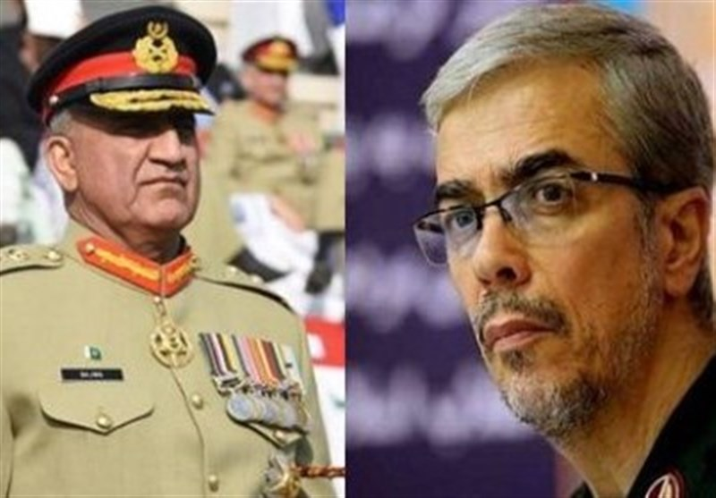 Iranian, Pakistani Military Chiefs Urge Concerted Action to End Rohingya Plight