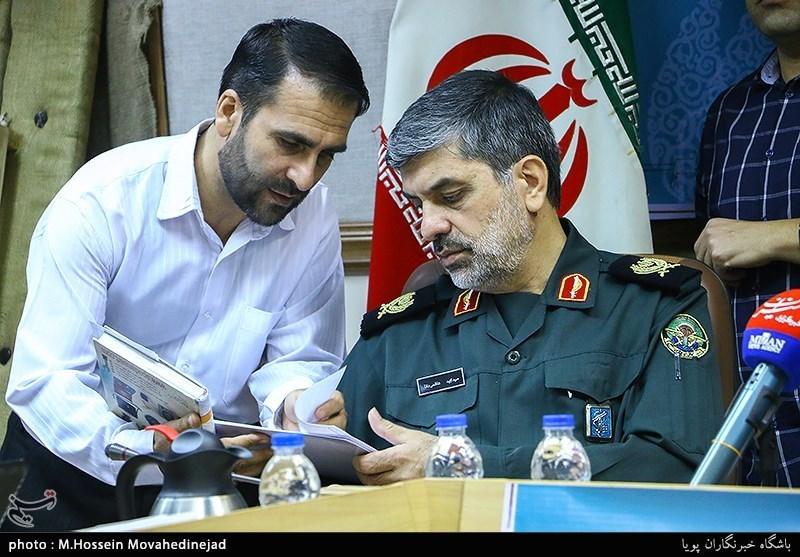 نشست خبری سردار کارگر