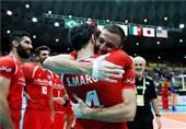 نظری افشار: بازیکنان ایران تا آخرین امتیاز جنگیدند
