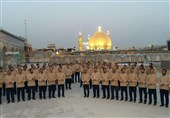 محمد رسول الله - عراق