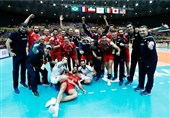 Iran Wins Bronze Medal at FIVB World Grand Champions Cup