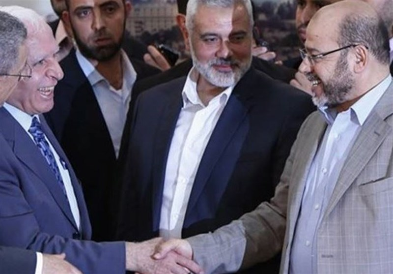 حماس فتح