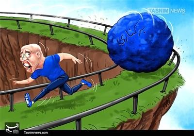 کاریکاتور/ منصوریان در پیشوخم برکناری!!!