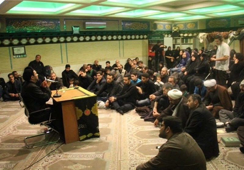 هیئت انگلیسی زبانان مقیم تهران