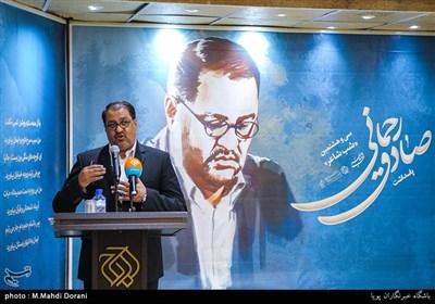 سخنرانی صادق رحمانی شاعر انقلاب