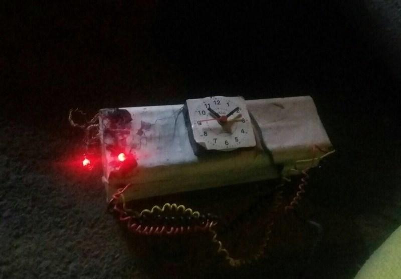 کشف خودروی مشکوک به بمب گذاری نزدیک منزل پدری شهید حججی