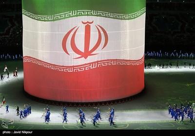 افتتاحیه بازیهای داخل سالن و هنرهای رزمی آسیا در ترکمنستان