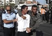 Batı Şeria'da 17 Kişiyi Gözaltına Alındı