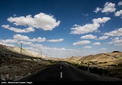 کوه های هزار مسجد و منطقه کلات
