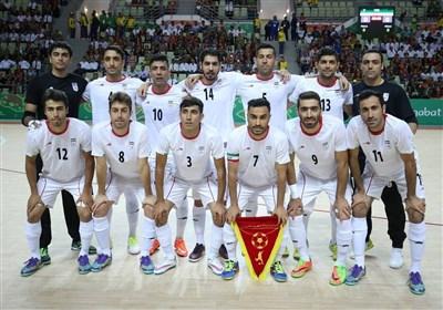 دیدار دوستانه تیم ملی فوتسال ایران با آرژانتین هم لغو شد