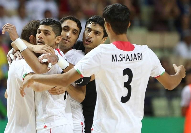 Iran Men's Futsal to Play Thailand in Asian Indoor Games Quarters