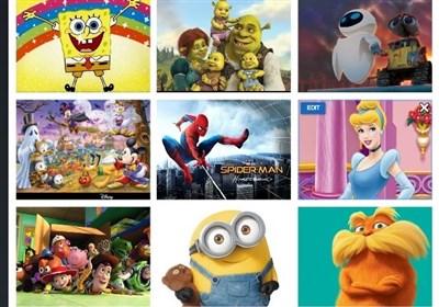 انیمیشنها