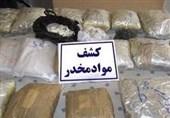 کشفیات ماده مخدر گل در زنجان 9 برابر افزایش یافت
