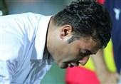 نظرمحمدی در نشست خبری دیدار سپیدرود - پرسپولیس حاضر نشد