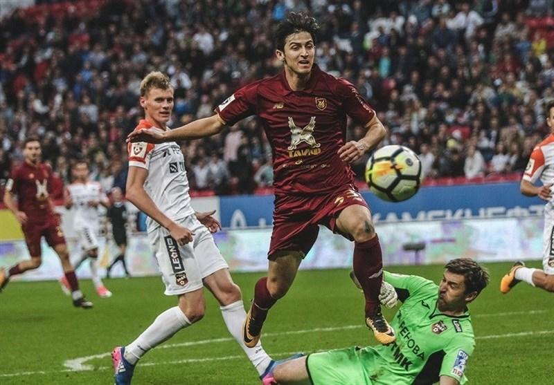 I'll Decide My Future after World Cup: Iran's Sardar Azmoun