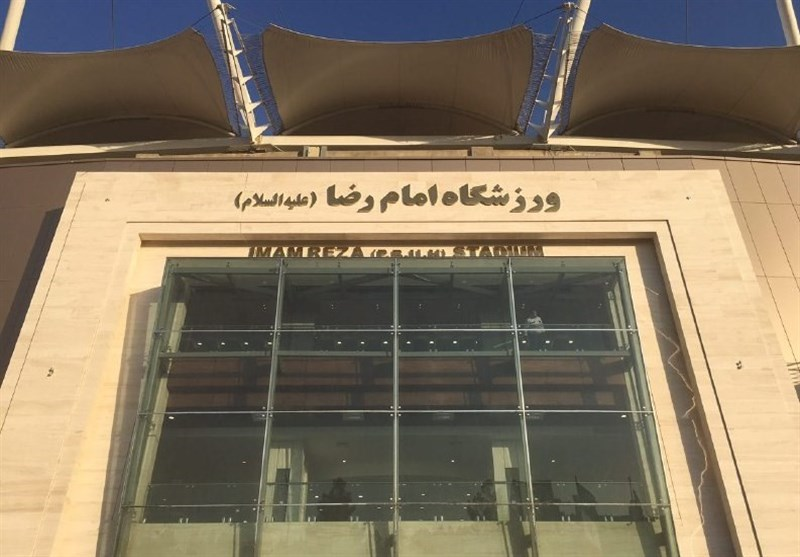 برگزاری دیدار پدیده - ذوب آهن در ورزشگاه امام رضا(ع) منوط به موافقت شورای تامین است