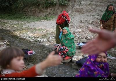 اهالی روستای مرزنشین «تکله قوز» یکی از روستاهای توابع شهرستان راز و جرگلان در استان خراسان شمالی
