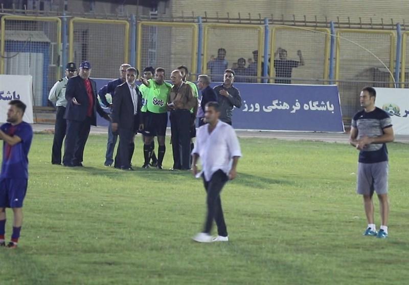 دیدار نساجی و شهرداری ماهشهر