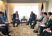 Iran's FM Zarif Meets British, Swiss Counterparts in New York