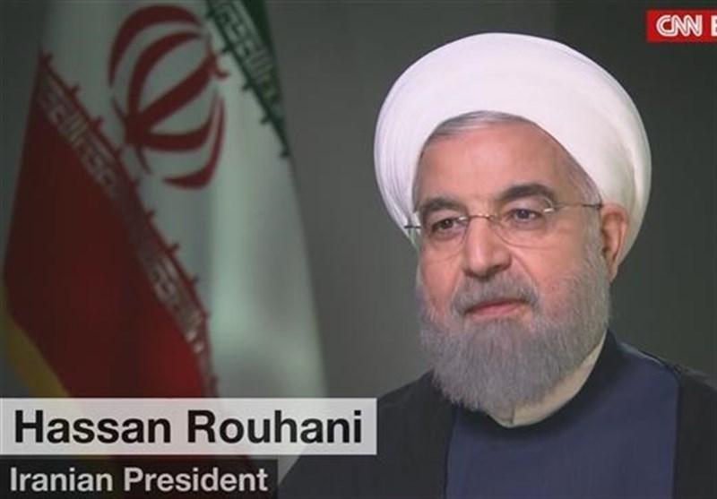 روحانی : ترامب غامض.. لکننا مستعدون لجمیع الاحتمالات ..لسنا قلقین من أی تهدید
