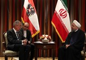 Iranian, Austrian Presidents Discuss Closer Ties in All Areas