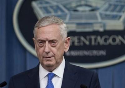 تاکید وزیر دفاع آمریکا به پایان جنگ در یمن