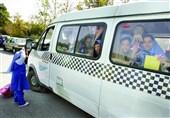 بیتفاوتی برخی رانندگان سرویس مدارس نسبت به امنیت دانشآموزان؛ مسئولان ورود کنند