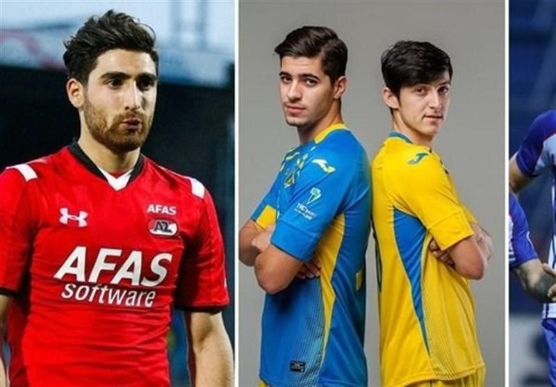 پرونده کامل لژیونـــرهای فوتبال ایران