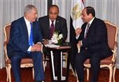 'Netanyahu Ve Sisi, Kahire'de Gizlice Görüştü' İddiası