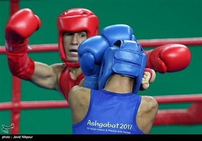 رقابتهای مویتای بازیهای داخل سالن آسیا - ترکمنستان
