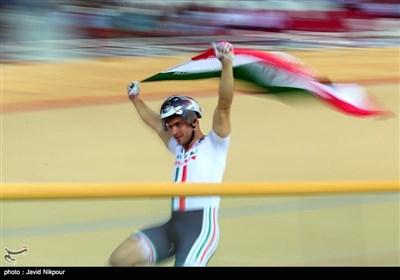 رقابتهای دوچرخه سواری بازیهای داخل سالن آسیا - ترکمنستان