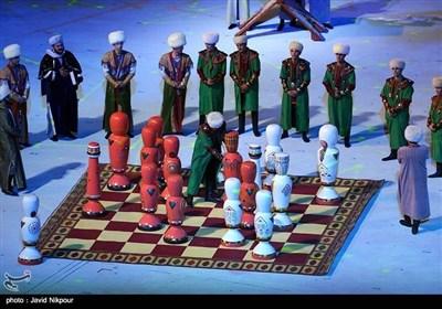 ترکمنستان؛ 2017 انڈور اینڈ ایشین مارشل آرٹس گیمز کی افتتاحی تقریب