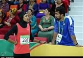 سپیده توکلی: خوشحالم در کشور خودم مدال گرفتم
