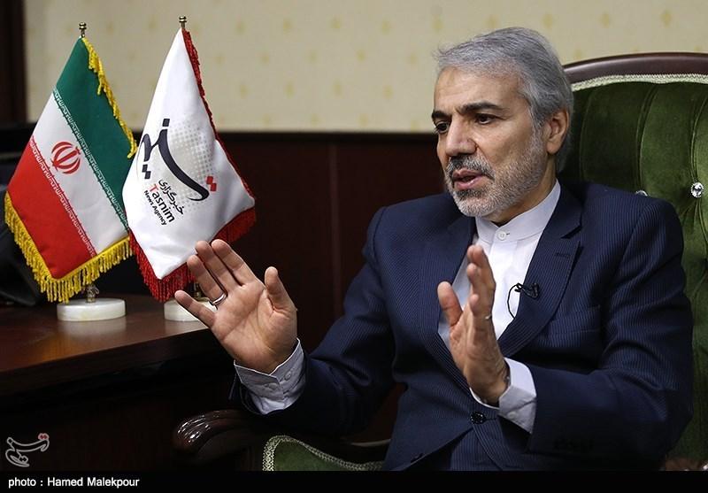 نائب ایرانی صدر کا تسنیم نیوز کے دفتر کا دورہ + تصاویر