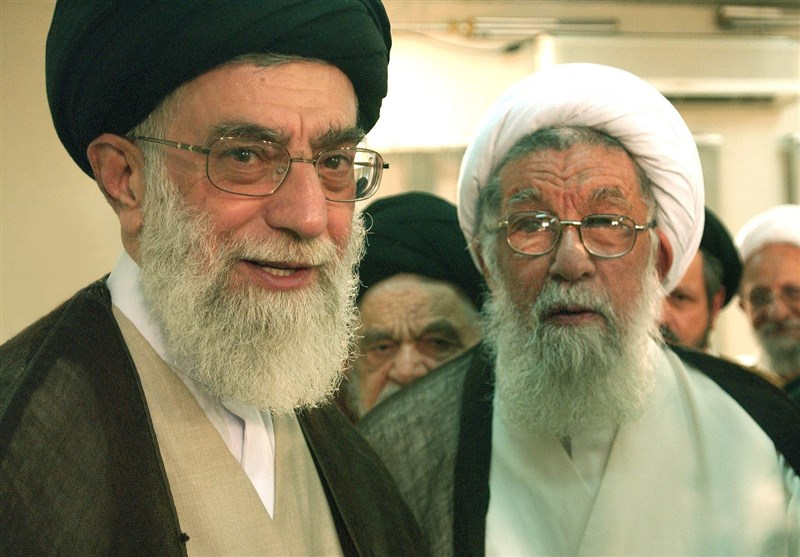 الامام الخامنئی یعزی برحیل حجة الإسلام معصومی
