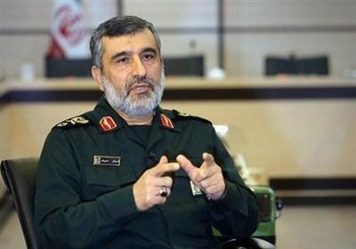 روایت سردار حاجیزاده از ادعای دروغ ترامپ در ساقط کردن پهپاد ایرانی