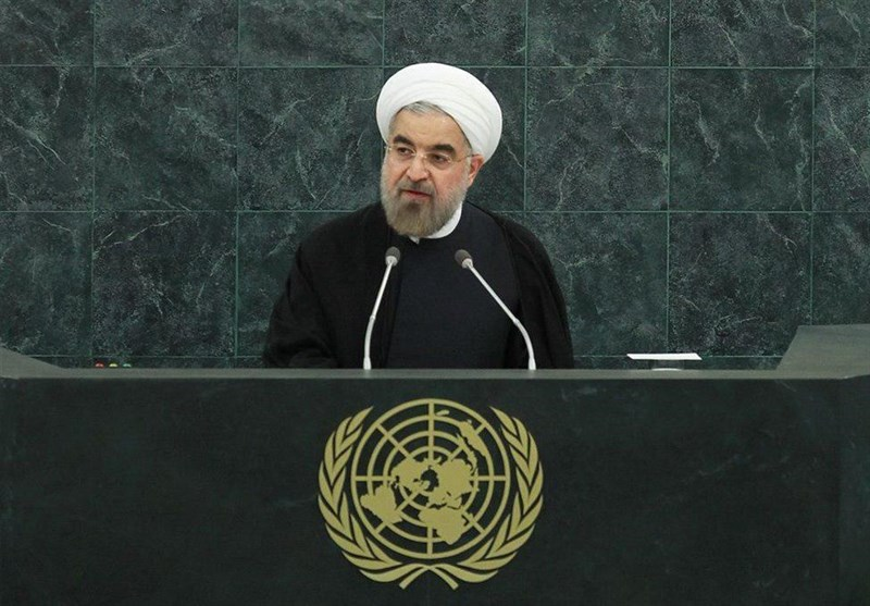 روحانی: الانسحاب من الاتفاق النووی یعد اضعافا للاسرة الدولیة